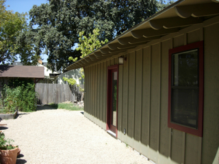 Exterior and interior painting project - Santa Rosa